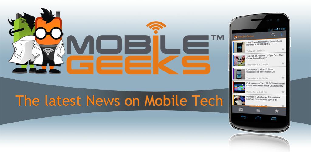 Mobile Geeks App